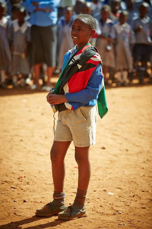 Day Six Kenya images from Huduma Center