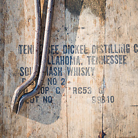 The George Dickel Distillery in Tullahoma, Tennessee.