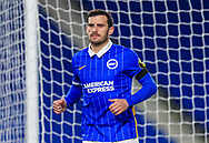 Brighton and Hove Albion midfielder Pascal Gross (13) PORTRAIT during the Premier League match between Brighton and Hove Albion and Everton at the American Express Community Stadium, Brighton and Hove, England UK on 12 April 2021.