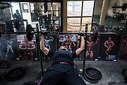 INDONESIA, Central Java, Yojakarta, a gym center