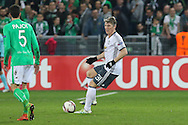 Bastian Schweinsteiger Midfielder of Manchester United during the Europa League match between Saint-Etienne and Manchester United at Stade Geoffroy Guichard, Saint-Etienne, France on 22 February 2017. Photo by Phil Duncan.