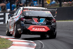 October 7, 2018 - Bathurst, NSW, U.S. - BATHURST, NSW - OCTOBER 07: James Golding / Richard Muscat in the Wilson Security Racing GRM Holden Commodore across the top of the mountain at the Supercheap Auto Bathurst 1000 V8 Supercar Race at Mount Panorama Circuit in Bathurst, Australia. (Photo by Speed Media/Icon Sportswire) (Credit Image: © Speed Media/Icon SMI via ZUMA Press)