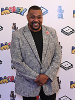 """Trevor Dion Nicholas at the """"Moley"""" premiere, Leicester Square, London, Location, London, UK - 25 Sep 2021 photo by Roger Alacron"""