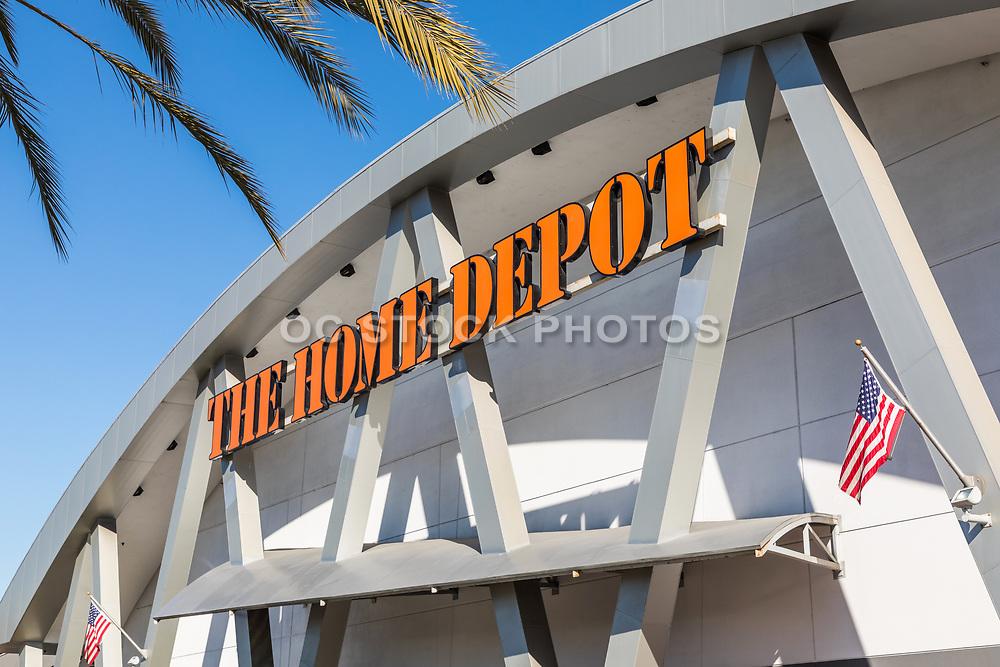 The Home Depot in Harbor Center Costa Mesa