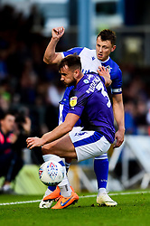 Ollie Clarke of Bristol Rovers is challenged by Liam Ridehalgh of Tranmere Rovers - Mandatory by-line: Ryan Hiscott/JMP - 20/08/2019 - FOOTBALL - Memorial Stadium - Bristol, England - Bristol Rovers v Tranmere Rovers - Sky Bet League One
