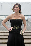 Brooke Sheilds arrives at The Metropolitan Opera's 125th Anniversary Gala and Placido Domingo's 40th Anniversary Celebration underwritten by Yves Saint Laurent held at The Metropolitian Opera House, Lincoln Center on March 15, 2009 in New York City.