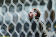 Burton Albion goalkeeper Stephen Bywater (1) during the EFL Sky Bet League 1 match between Burton Albion and Coventry City at the Pirelli Stadium, Burton upon Trent, England on 17 November 2018.