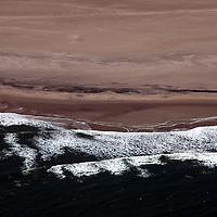 Africa, Namibia, Skeleton Coast. Namibia's coastline.