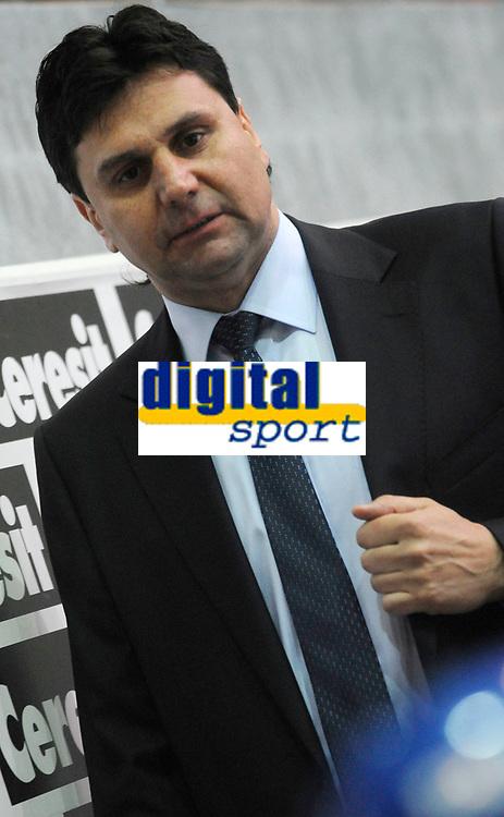 Tschechiens Trainer Vladimir Ruzicka. © Valeriano Di Domenico/EQ Images