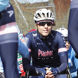 25-03-2021: Wielrennen: Classic Brugge - De Panne Women: De Panne<br />Plantur-Pura Manon Bakker