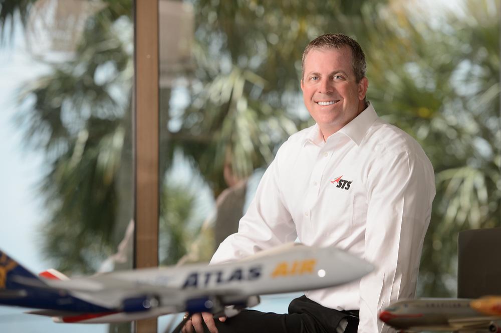 PJ Anson CEO of STS Aviation Group, a Global Aerospace Company.