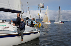 Largs Regatta Week 2017 <br /> Day 1<br /> <br /> Class 5,  4302C, Suilven, Eileen Rae<br /> <br /> Picture Marc Turner