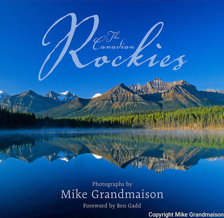 PRODUCT: Book<br /> TITLE: The Canadian Rockies<br /> CLIENT: Key Porter Books