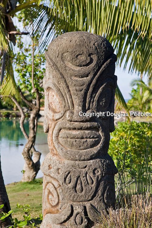 Tiki, Beachcomber Resort, Tahiti, French Polynesia<br />