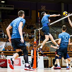 20211009: SLO, Volleyball - Mevza 2022: ACH Volley vs Calcit