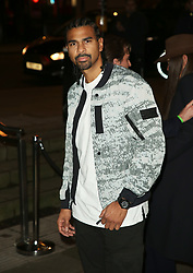 February 18, 2019 - London, United Kingdom - David Haye attends the Fabulous Fund Fair as part of London Fashion Week event. (Credit Image: © Brett Cove/SOPA Images via ZUMA Wire)