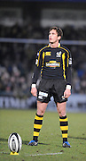Wycombe, GREAT BRITAIN,   Wasps', Danny CIPRIANI, during the London Wasps vs Harlequins match, at Adam's Park Stadium, Bucks on Sun 04.01.2009. [Photo, Peter Spurrier/Intersport-images]