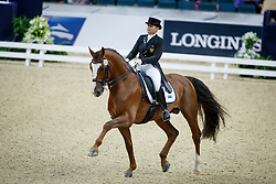 Dorofeeva Tatiana, (RUS), Kartsevo Upperville<br /> Grand Prix<br /> Reem Acra FEI World Cup Dressage - Goteborg 2016<br /> © Hippo Foto - Dirk Caremans<br /> 25/03/16