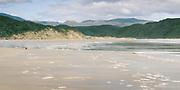 Doughboy Bay in low tides, The Southern Circuit, Stewart Island / Rakiura, New Zealand Ⓒ Davis Ulands | davisulands.com