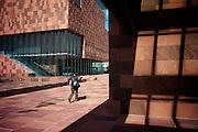 Antwerp, Belgium, Sept 17, 2010, Museum aan de stroom. PHOTO © Christophe Vander Eecken