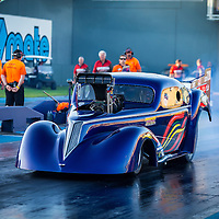 Kelvin Lyle - 728 - DMI Racing - 1937 Chevrolet Coupe Funny Car - Supercharged Outlaws (SC/O)