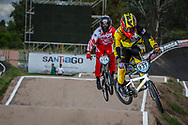 #937 (UPSHAW Jeffrey) USA at the 2016 UCI BMX Supercross World Cup in Santiago del Estero, Argentina