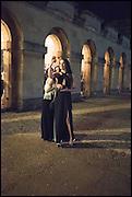 EMMA JARVIS; FLORENCE WOOD; CLARA SHEPHERD, Oxford University Polo club Ball, Blenheim Palace. Woodstock. 6 March 2015