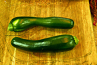 Zucchini harvested from AeroGarden Farm 05-Right. Image taken with a Leica TL-2 camera and 35 mm f/1.4 lens (ISO 1600, 35 mm, f/8, 1/30 sec).