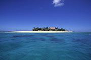 Beachcomber Resort, Mamanuca Group, Fiji, Melanesia<br />