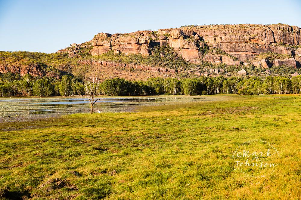 Anbangbang Billabong, Burrungkuy (Nourlangie) region, Kakadu National Park, Northern Territory, Australia