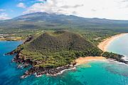 Makena Beach, Makena State Park, Maui, Hawaii