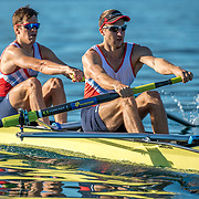 Rowers from Seeclub Lucerne