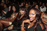 October 13, 2012- Bronx, NY: Recording Artist SWV at the Black Girls Rock! Awards presented by BET Networks and sponsored by Chevy held at the Paradise Theater on October 13, 2012 in the Bronx, New York. BLACK GIRLS ROCK! Inc. is 501(c)3 non-profit youth empowerment and mentoring organization founded by DJ Beverly Bond, established to promote the arts for young women of color, as well as to encourage dialogue and analysis of the ways women of color are portrayed in the media. (Terrence Jennings)