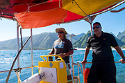 Teahupoo, Tahiti Iti, Tahiti,French Polynesia, South Pacific