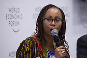 Anne Githuku-Shongwe, Founder<br /> Afroes Transformational Games at the World Economic Forum on Africa 2017 in Durban, South Africa. Copyright by World Economic Forum / Greg Beadle