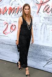 Yasmin Le Bon attending the Serpentine Summer Party 2018 held at the Serpentine Galleries Pavilion, Kensington Gardens, London. Picture Credit should read Doug Peters/EMPICS Entertainment