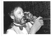 David Kirke, St. Moritz.1984© Copyright Photograph by Dafydd Jones 66 Stockwell Park Rd. London SW9 0DA Tel 020 7733 0108 www.dafjones.com