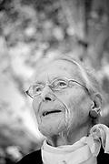 Beppe // grandmother.