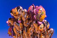 Mylar balloons, Walt Disney World, Orlando, Florida USA
