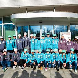 20171114: SLO, Nordic Ski - Slovenian Nordic Ski team for season 2017/18