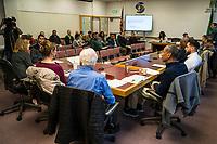 Seattle Parks & Recreation Board Meeting