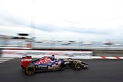 May 25, 2014: Monaco Grand Prix: Jean-Eric Vergne (FRA), Toro Rosso-Renault