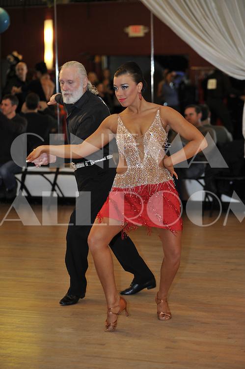 Len Ferrington & Nadine