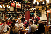 Don Julio Parilla, a famous steak house in Palermo, Buenos Aires, Federal District, Argentina.