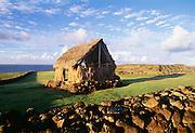 Mookini Heiau State Monument, Kohala, Island of Hawaii