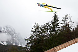 17.03.2011, Planica, Kranjska Gora, SLO, FIS World Cup Finale, Ski Nordisch, Skiflug, im Bild Andreas Kofler (AUT, #69) // Andreas Kofler (AUT) during a training session of the Ski Jumping World Cup finals in Planica, Slovenia, 17/3/2011. EXPA Pictures © 2011, PhotoCredit: EXPA/ J. Groder