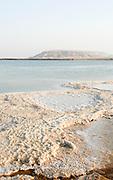 Israel, Dead Sea Salt crystal