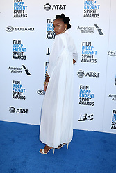 February 23, 2019 - Santa Monica, CA, USA - LOS ANGELES - FEB 23:  Kiki Layne at the 2019 Film Independent Spirit Awards on the Beach on February 23, 2019 in Santa Monica, CA (Credit Image: © Kay Blake/ZUMA Wire)
