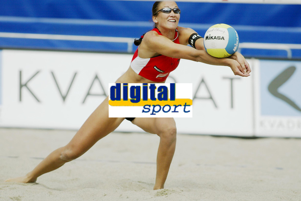 Volleyball, Sandvolleyball, World Tour Stavanger, Grand Slam, 29/06-05,<br />