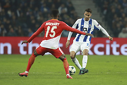 December 6, 2017 - Na - Porto, 06/12/2017 - Football Club of Porto received, this evening, AS Monaco FC in the match of the 6th Match of Group G, Champions League 2017/18, in Estádio do Dragão. Adama Diakhaby; Reyes  (Credit Image: © Atlantico Press via ZUMA Wire)